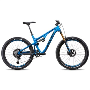 Mach 5.5 - Team XTR 12 Speed - Bass Blue