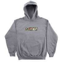 DMR Camo Hoodie - Graphite Heather from Upgrade Bikes