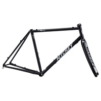RITCHEY - FRAMESET SWISS CROSS DISC V2 Black