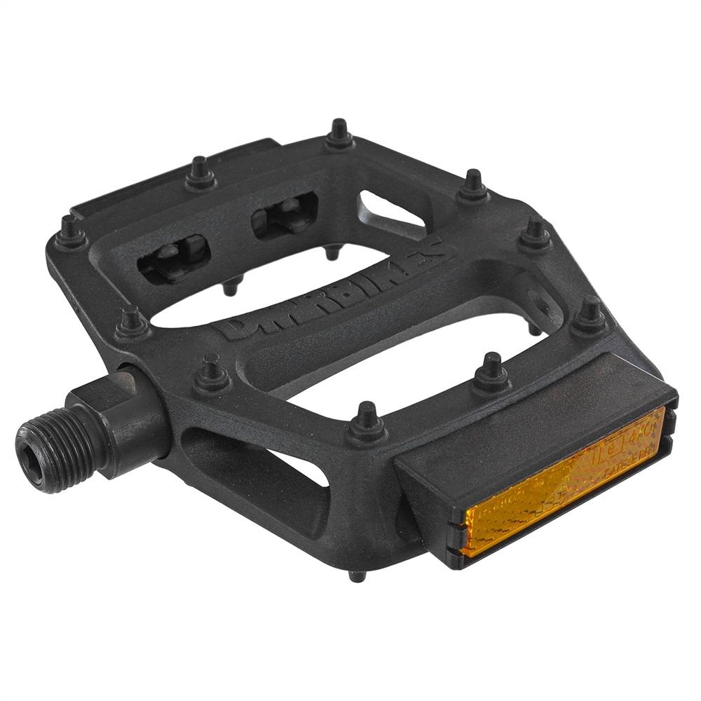 DMR V6 Plastic Pedal Cro-Mo Axle All Colours