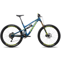 Pivot Firebird Mountain Bike - 29er Enduro Frame Blue