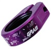 Purple DMR Grab Seat Clamp from Upgrade Bikes