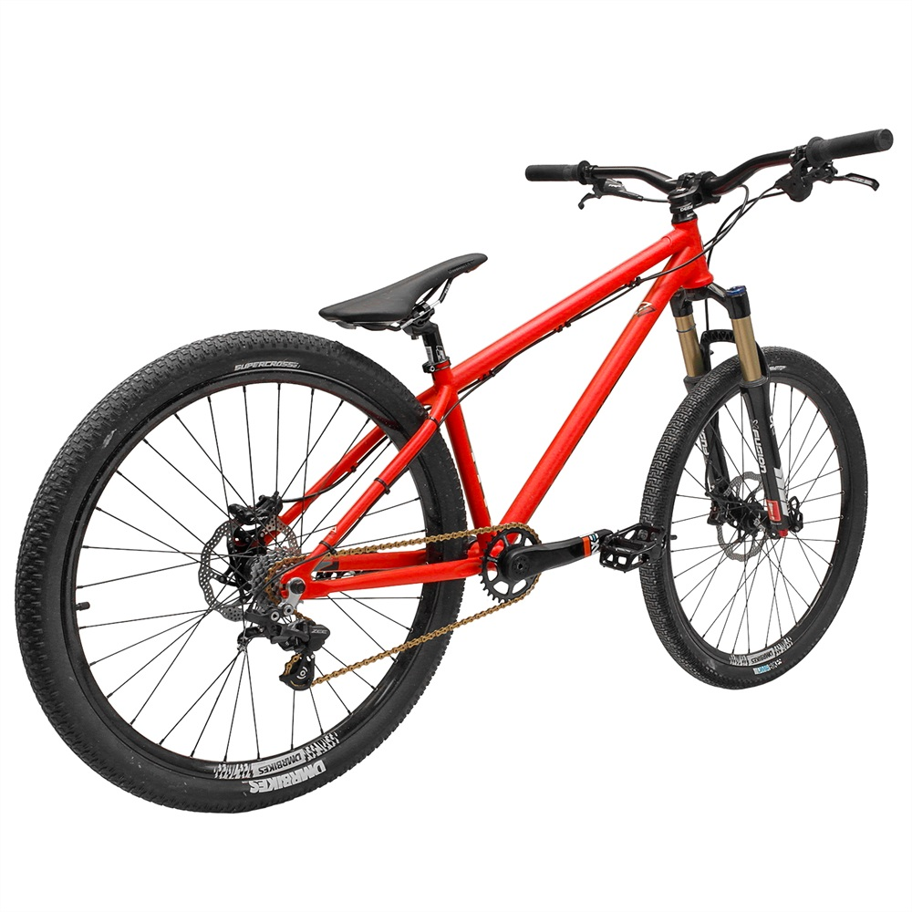 DMR Sect Frame   Dirt Bike Frame - Upgrade Bikes