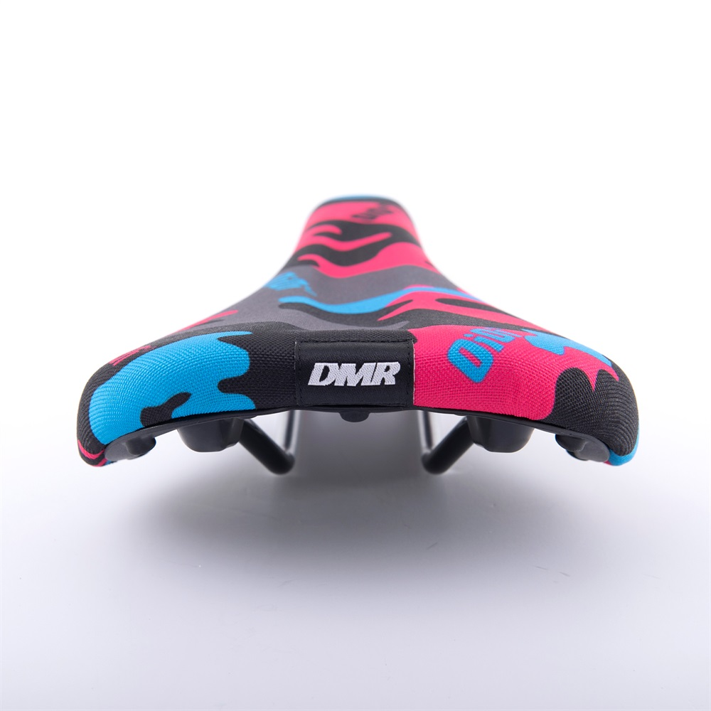 MTB Mountain Bike ENduro Downhill Miami Snow Camo Seat Oi Oi DMR OiOi Saddle