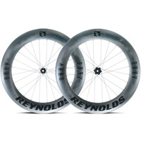 Reynolds AR 80 Disc Brake - 80mm Carbon Fibre Road Bike Wheelset