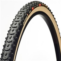 Challenge Grifo-Tubular and Clincher Softpack Cyclocross Tyre-Cream