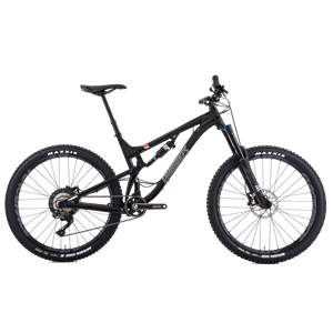 DMR - Sled Bike - Black