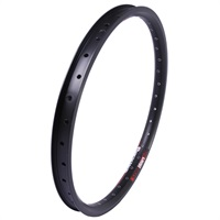 DMR Backline Rim - 24 - 32h - Black