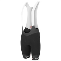 FUSION Mens SLi Bib Shorts - Black from Upgrade Bikes