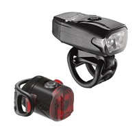 Lezyne - LED KTV Drive / Femto USB Pair - Black