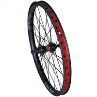 "Red DMR 24"" Pro Wheels from Upgrade Bikes"