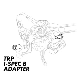 TRP Ispec B Adapters for Shimano