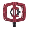 DMR versa mountain bike pedal - clipless pedal and mtb flat pedal in one