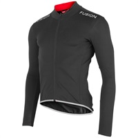 Fusion SLi Cycling Jacket - Black from Upgrade Bikes