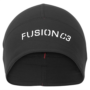 FUSION C3 Hot Beanie - Black OS from Upgrade Bikes