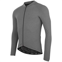 FUSION C3 Light Long Sleeve Cycling Jersey - Grey from Upgrade Bikes