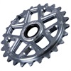 Grey DMR Spin Standard Drive Chainring from Upgrade Bikes