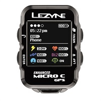 The Lezyne Micro C Colour  - Lezyne Micro GPS Cycling GPS