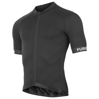 FUSION C3+ Cycling Jersey - Black from Upgrade Bikes