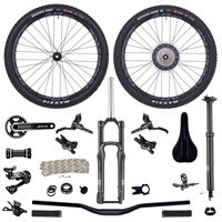 Shimano SLX SLED Build Kit