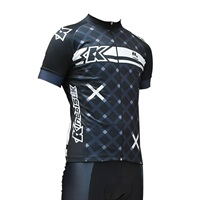 Kinesis - Jersey - Black/White - Small