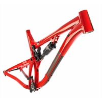 Sled Frame - Red