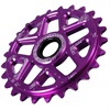 Purple DMR Spin Standard Drive Chainring from Upgrade Bikes