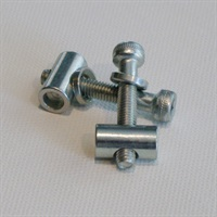 Thomson - Spare - Replacement Stem bolts (2ea) Silver