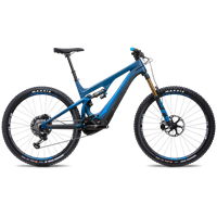 Pivot Shuttle 29  Electric Mountain Bike - Blue  E-MTB
