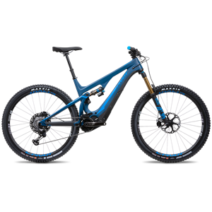 Pivot - Ebike - Shuttle - Team - Blue