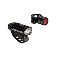 Lezyne Hecto Drive 400XL / Femto Lights Set
