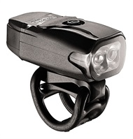 Lezyne KTV Drive 200 - 200 Lumen Rechargeable LED Bike Light - Black