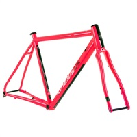 Kinesis - Frameset - 4S - Pink - road bike frameset for all four seasons