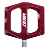 DMR Pedal - Vault - Deep Red - Mountain & Downhill Bike Flat Pedals