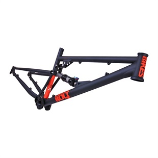 DMR Bolt Frame- Full Suspension Trail, Jump & Slopestyle MTB Frame