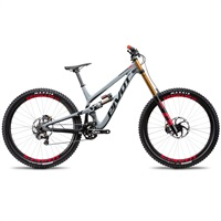 Pivot Phoenix 29 Downhill Bike - Grey Saint DH Bike
