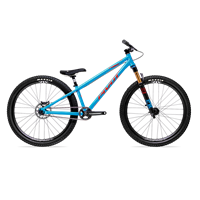 Blue 2017 Pivot Point Bike