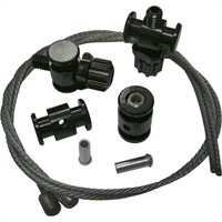 TRP Eurox / Revox straddle cable adjuster kit