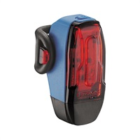 Blue Lezyne KTV Drive 10 Rear Lights