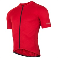 FUSION C3 CYCLE JERSEY-RED from Upgrade Bikes